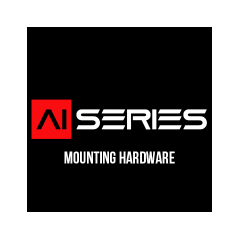 Feniex AI Series Mount for 07-17 Jeep JK Roof
