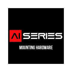 """Feniex AI Series Mount for 07-17 Jeep JK Hood 27"""""""