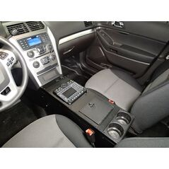 "Havis C-VS-2400-INUT-1, 2013-2016 Ford Police Interceptor Utility Vehicle Specific 24"" Console"