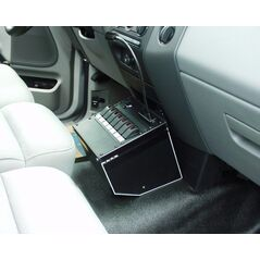 "Havis C-AS-840-11, 8"" Angled Series Console For Light Trucks & SUV's"