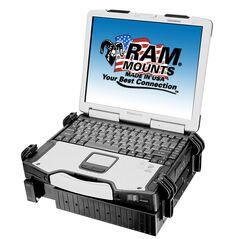 RAM Universal Laptop Tough-Tray Cradle