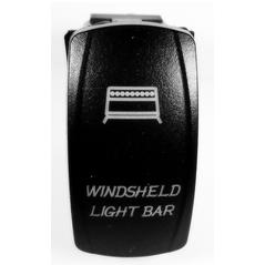 Lifetime LED Windshield Light Bar Switch