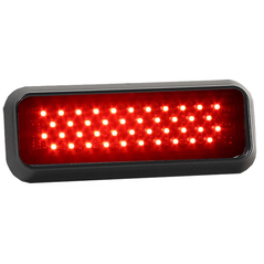 Star DLXT Thinline Surface Mount LED Warning Lights