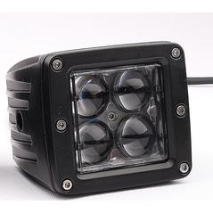 """Lifetime LED Lights Phantom Sun 3"""" LED Cube Light"""