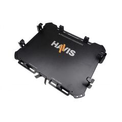 """Havis UT-1001 Universal Rugged Cradle for approximately 11""""-14"""" Computing Devices"""