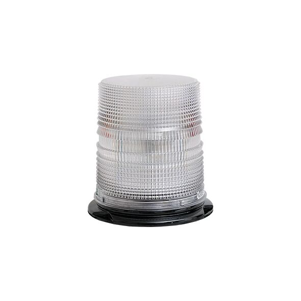 Star Halo Dual Color LED Beacon 258HTDSL (Short Dome)